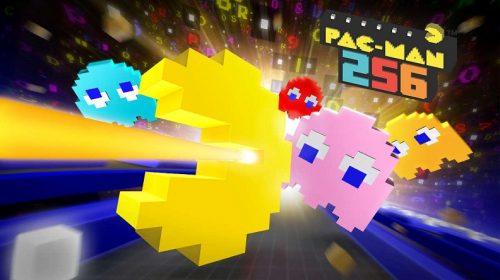 Pac-Man 256 é anunciado para PS4