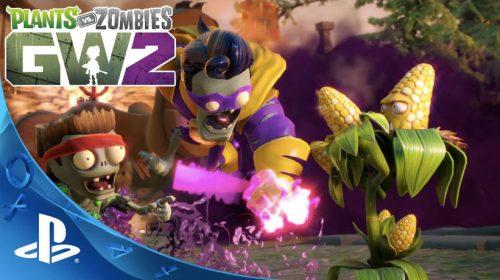 Nova atualização para Plants vs Zombies Garden Warfare 2