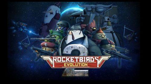Rocketbirds 2 recebe novo trailer e data de lançamento