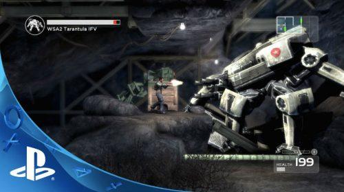 Shadow Complex: versão remasterizada chegará ao PS4