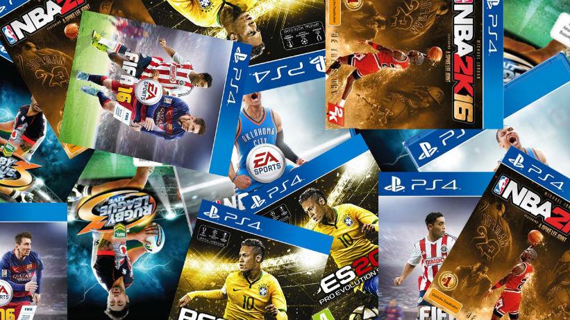 5 jogos de esporte que poderiam chegar ao PlayStation 4