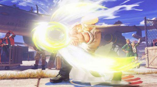 Guile integra o elenco de Street Fighter V no fim do mês