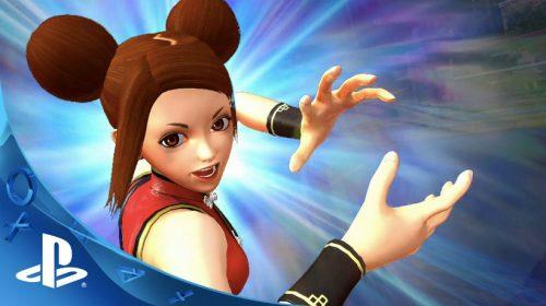 King of Fighters XIV: novos lutadores revelados em trailer