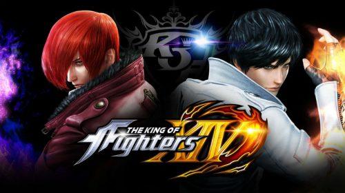 Novas imagens e novidades sobre The King of Fighters XIV