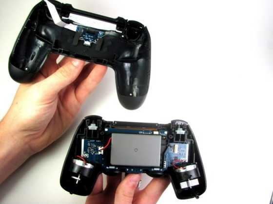 Como trocar os botões e analógicos do DualShock 4 8