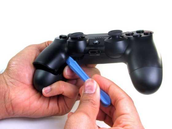 Como trocar os botões e analógicos do DualShock 4 1