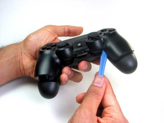 Como trocar os botões e analógicos do DualShock 4 2