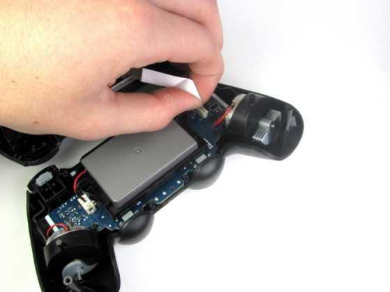 Como trocar os botões e analógicos do DualShock 4 6