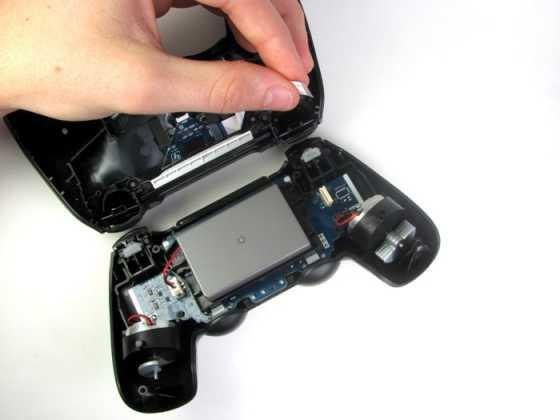 Como trocar os botões e analógicos do DualShock 4 7