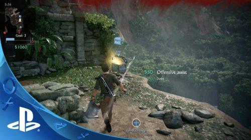 Modo Plunder é revelado para Uncharted 4 Multiplayer