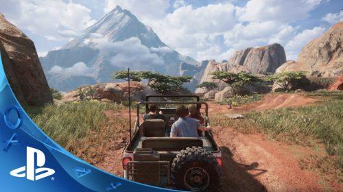 Vendas de Uncharted 4 superam as de Uncharted 3