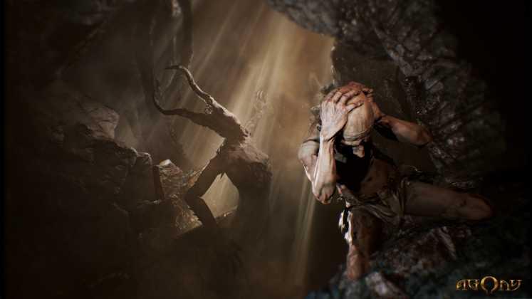 Novo game de terror, Agony chega ao PS4 em 2017 1