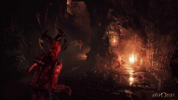Novo game de terror, Agony chega ao PS4 em 2017 3