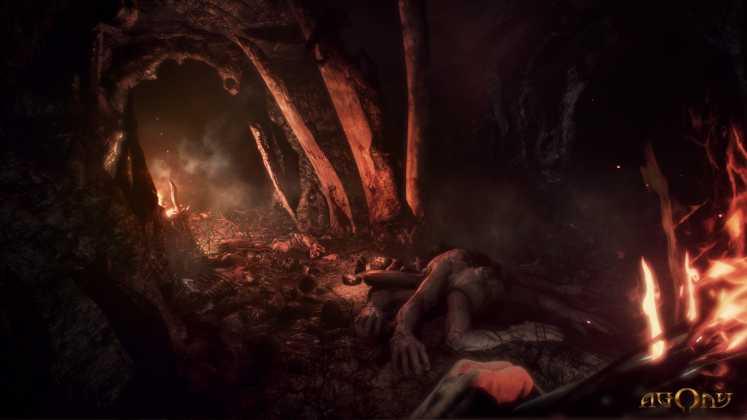 Novo game de terror, Agony chega ao PS4 em 2017 2