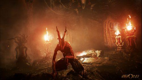 Novo game de terror, Agony chega ao PS4 em 2017