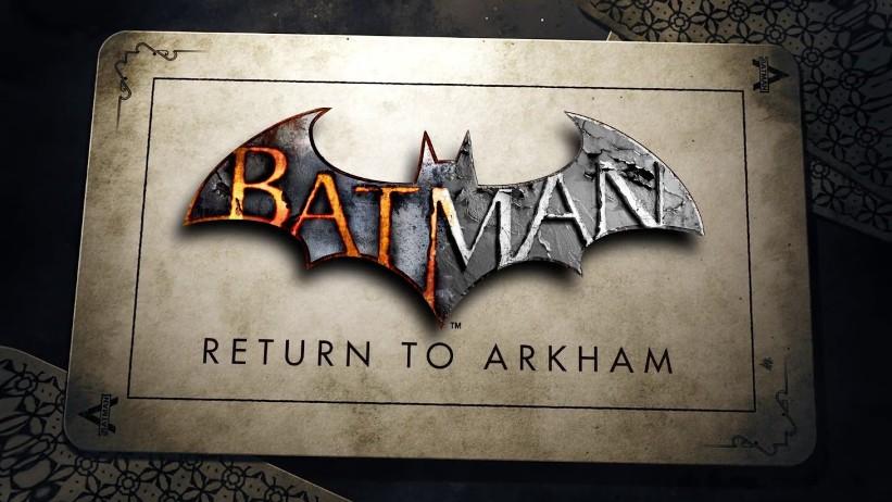 Batman: Return to Arkham não sairá antes de novembro
