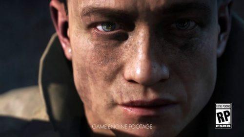 Novo Battlefield recebe primeiro mini-teaser