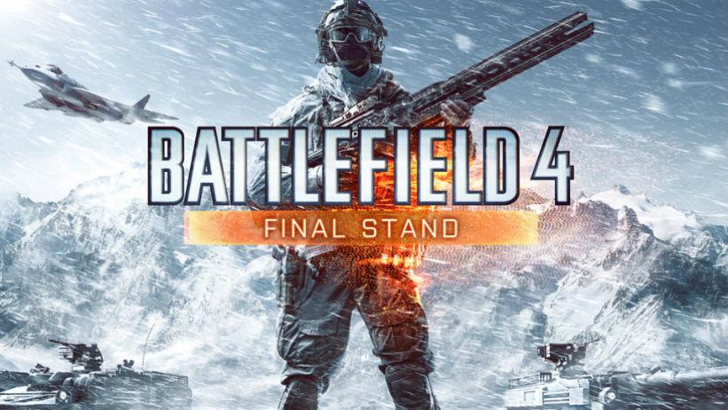 DLC Final Stand de Battlefield 4 gratuita por tempo limitado