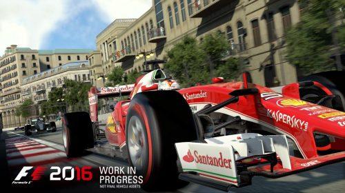 F1 2016 é anunciado pela Codemasters