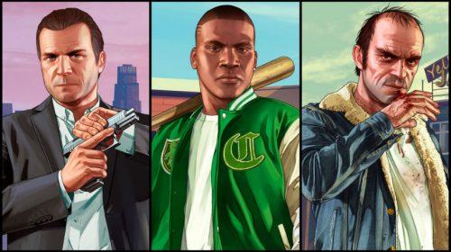 GTA V alcança marca de 65 milhões de cópias vendidas