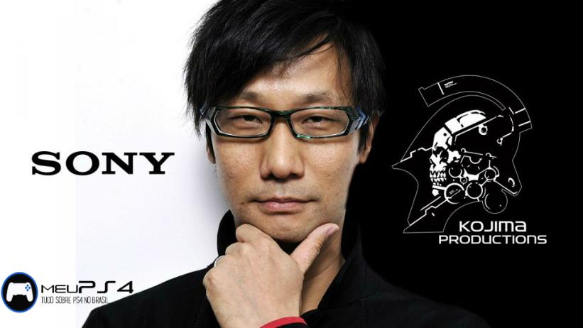 Por que Kojima escolheu a Sony como parceira?