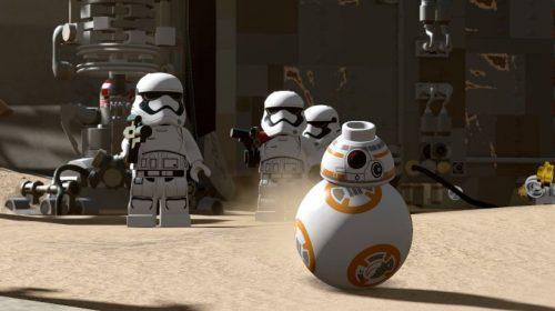 Novo trailer de LEGO Star Wars mostra ação na E3