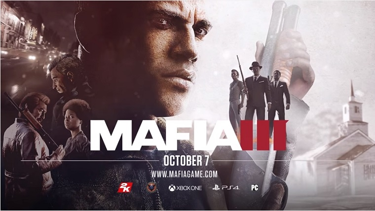 Novo gameplay mostra dirigibilidade de Mafia III