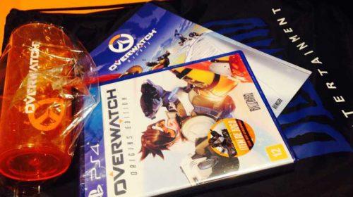Blizzard faz evento de lançamento de Overwatch no Brasil