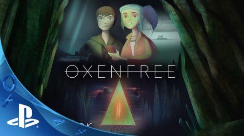 Data de lançamento anunciada para o jogo Oxenfree