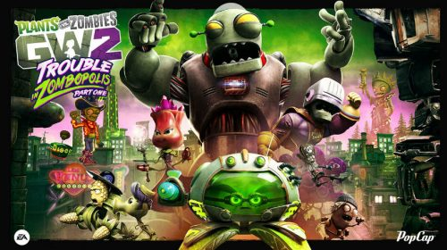 Plants vs. Zombies: Garden Warfare 2 oferece DLC gratuita