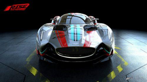 Rise: Racing The Future é anunciado