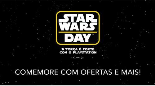 Celebre o Star Wars Day com ofertas e tema gratuito