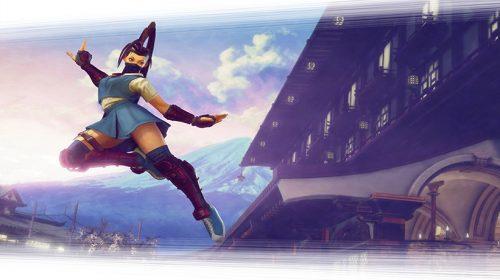 Capcom libera mais detalhes de Ibuki em Street Fighter V