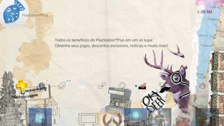Como baixar temas gratuitos no PlayStation 4 12