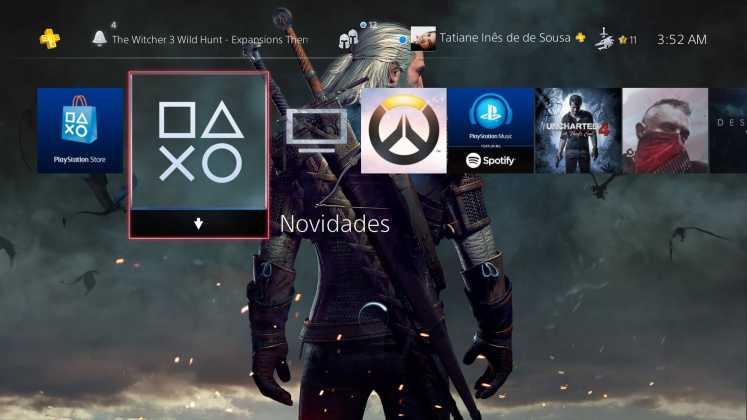 Como baixar temas gratuitos no PlayStation 4 4