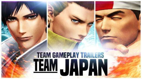 The King of Fighters XIV apresenta Team Japan em novo trailer