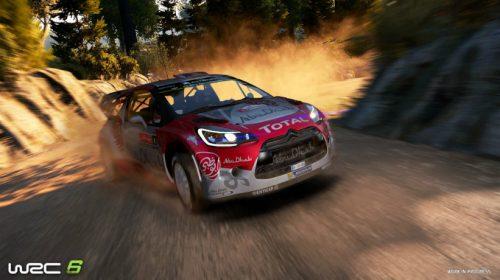 WRC 6 é anunciado para PlayStation 4