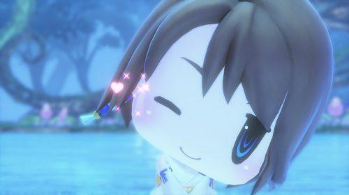 World Of Final Fantasy mostra seu lado fofo em novas imagens