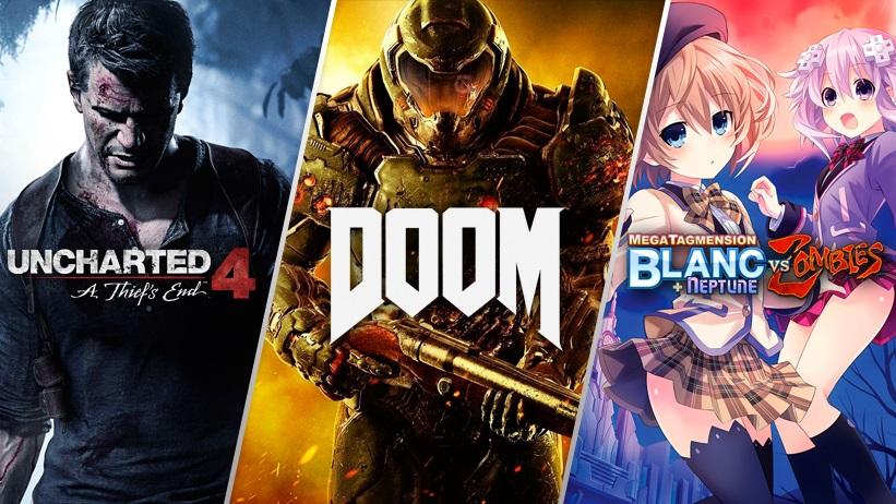 Lançamentos da Semana (09/05 a 13/05) para PlayStation 4 e PS Vita