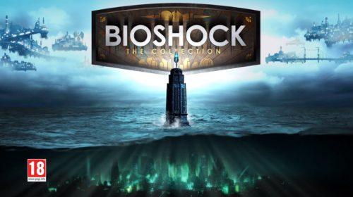 2K lança novo trailer de Bioshock: The Collection