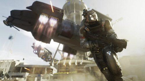 Call of Duty usa mesmo motor gráfico faz 10 anos