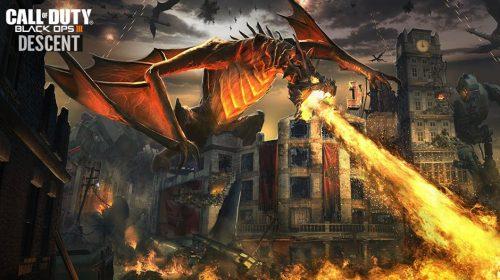 Descent, DLC de Black Ops 3, trará dragões à franquia