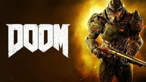 Demo de DOOM continua disponível para PS4