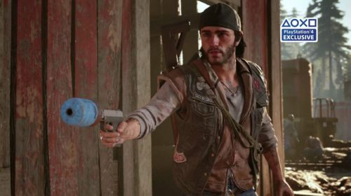 Sony revela gameplay estendida de Days Gone; assista