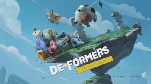 De-Formers é o novo jogo da produtora de The Order:1886