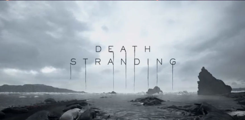 Surpresa: Kojima anuncia Death Stranding na E3