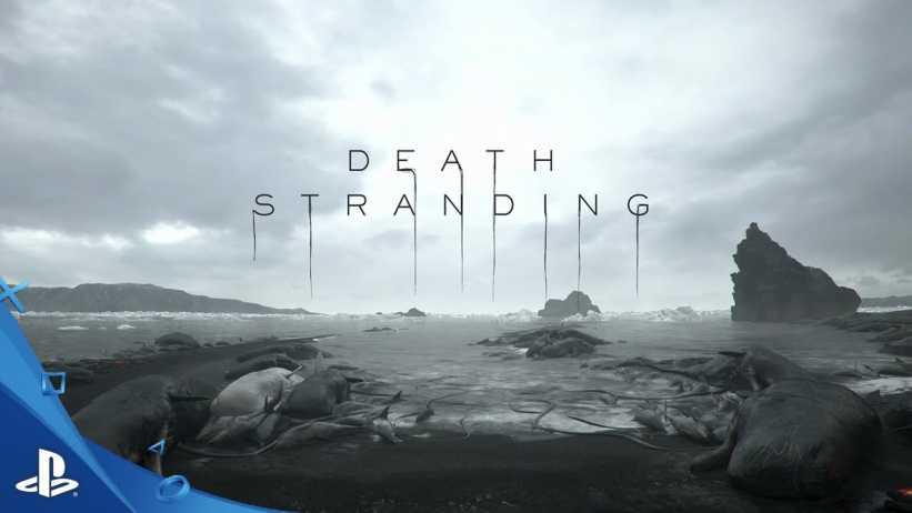 Kojima contará detalhes de Death Stranding na PlayStation Experience