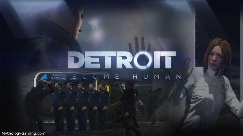 Detroit: Become Human tem roteiro complexo e finalizado