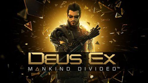 Deus Ex: Mankind Divided ganha 18 minutos de gameplay