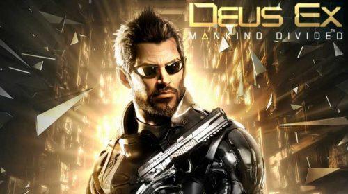 20 minutos de gameplay de Deus Ex: Mankind Divided